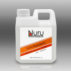 Nuru Gel Standard 1000ml. Gallon